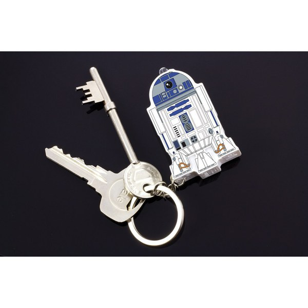 Porte-Clefs Sonore Star Wars R2-D2