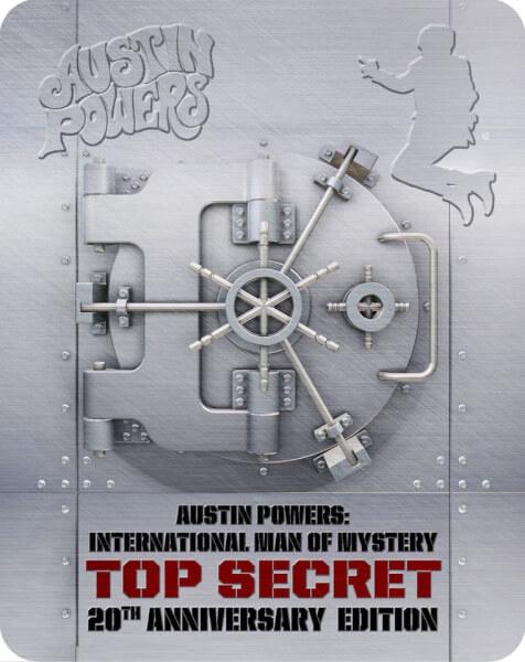 Austin Powers International Man Of Mystery Limited