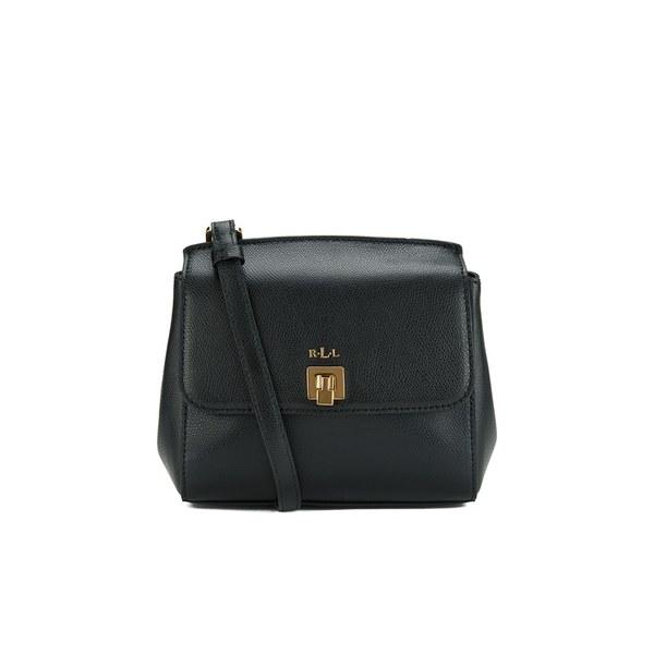 Lauren Ralph Lauren Women s SM Cross Body Bag - Black  Image 1 3e43b3bfb17a7