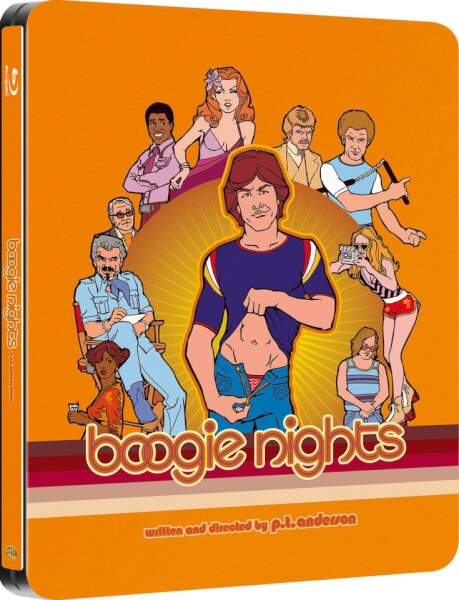Boogie Nights - Zavvi Exclusive Limited Edition Steelbook (UK EDITION)