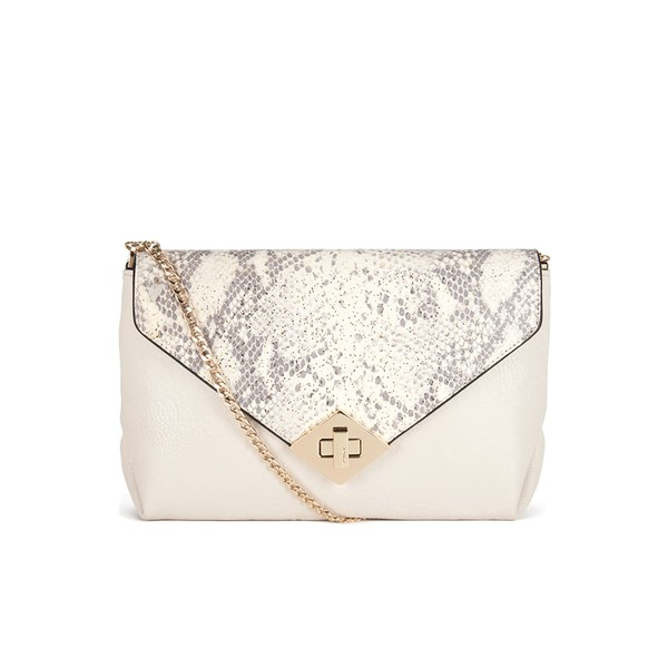 Shop cream clutch bag at Neiman Marcus, where you will find free shipping on the latest in fashion from top designers.