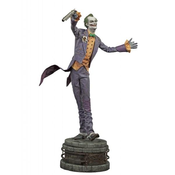 Sideshow Collectibles DC Comics Batman Arkham Asylum Joker Premium Format Statue