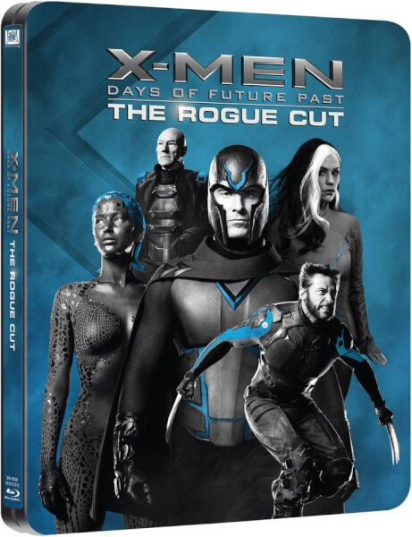 X-Men: Days of Future Past (The Rogue Cut) - Zavvi Exclusive Limited Edition Steelbook (UK EDITION)