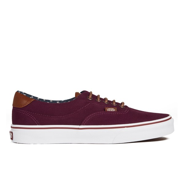 7a27d1b149f Vans Men s Era 59 T L Trainers - Windsor Wine Plus Mens Footwear ...