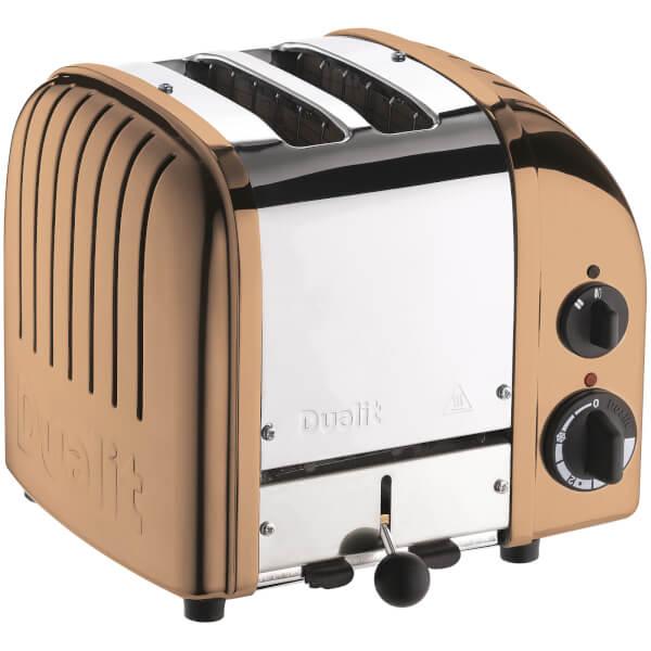Dualit 27450 Classic Vario 2 Slot Toaster - Copper