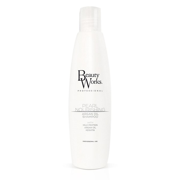 Beauty Works Pearl Nourishing Argan Shampoo