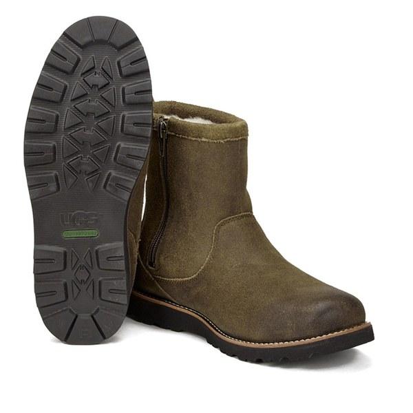 ugg s hendren waterproof rigger boots chestnut