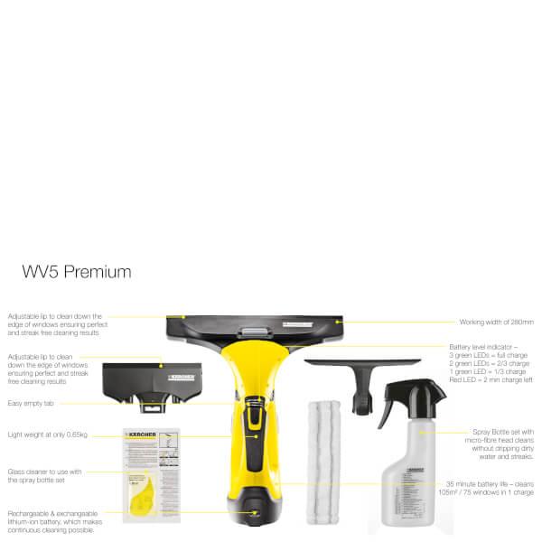 Karcher Wv5 Premium Window Vacuum Cleaner Iwoot