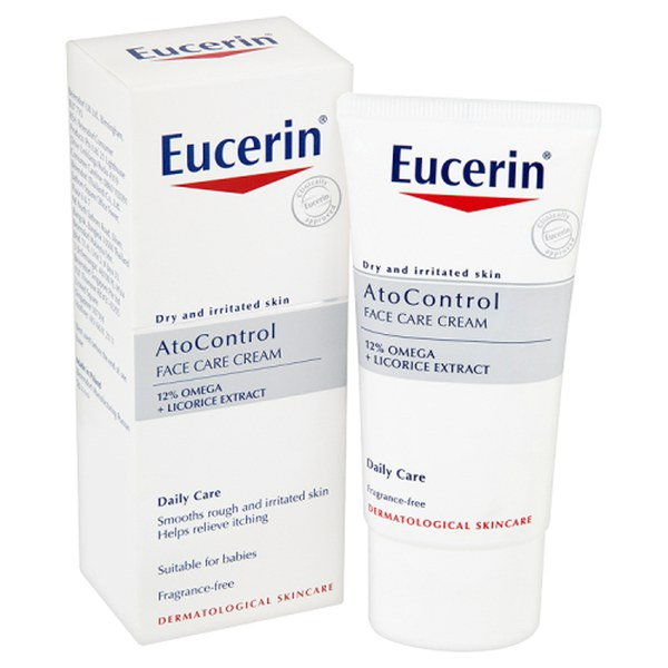 Eucerin® AtoControl Face Care Cream (50ml)