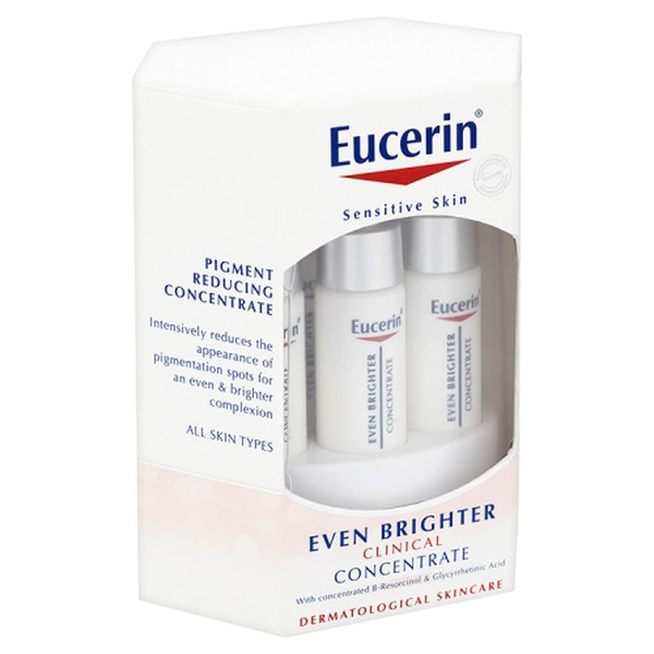 eucerin sensitive skin even brighter clinical concentrate. Black Bedroom Furniture Sets. Home Design Ideas