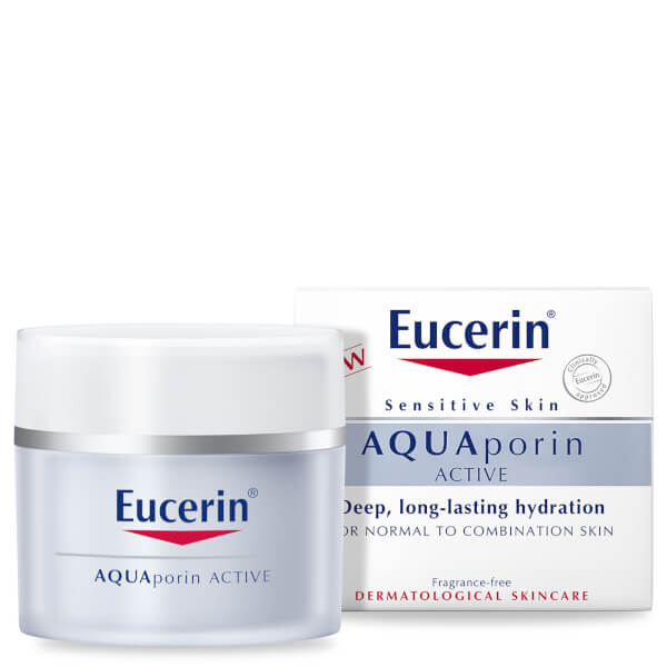 Eucerin® Aquaporin Active Hydration for Normal to Combination Skin (50ml)