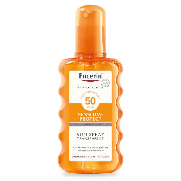 Eucerin® Sun Protection Sun Spray Transparent 50 High (200 ml)
