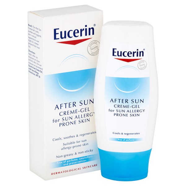 Eucerin® After Sun Creme-Gel für zu Sonnenallergie neigender Haut (150ml)