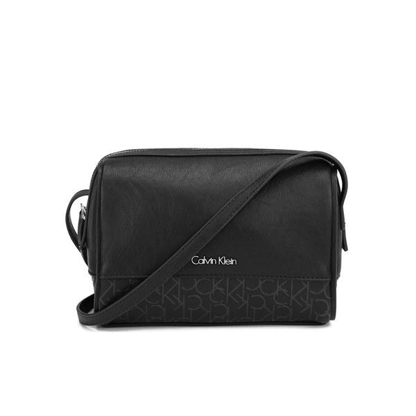 3ad0caa12d8f Calvin Klein Maddie Small Cross Body Bag - Black  Image 1