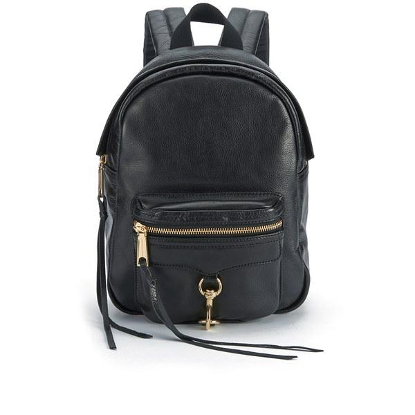 2200d25715 Rebecca Minkoff Women s Mini M.A.B Backpack - Black  Image 1