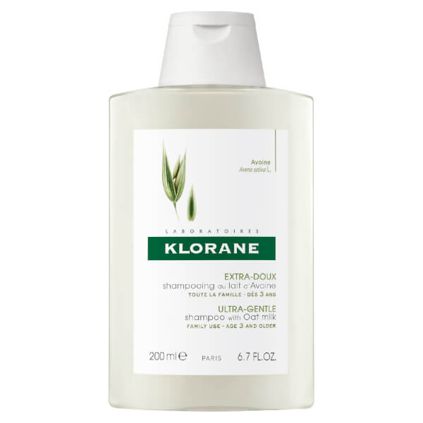 KLORANE shampooing lait d'avoine (200ml)