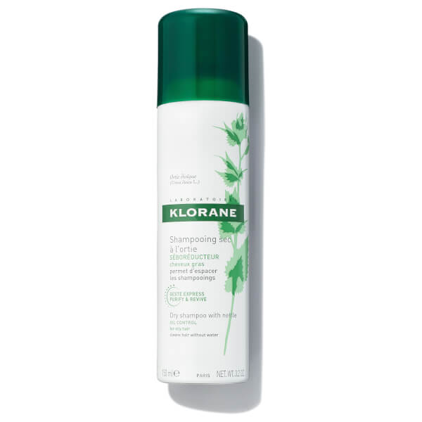KLORANE Nettle Sebo-Regulating Dry Shampoo 3.2oz