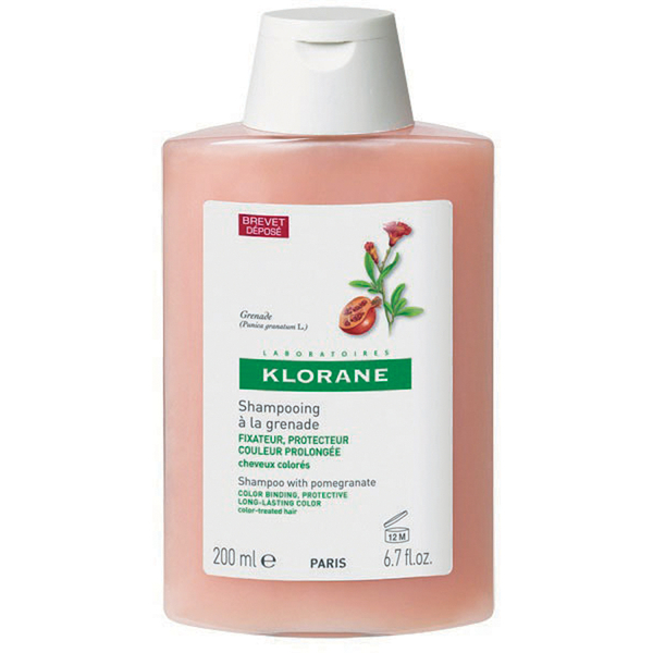 KLORANE Pomegranate Shampoo (200ml)