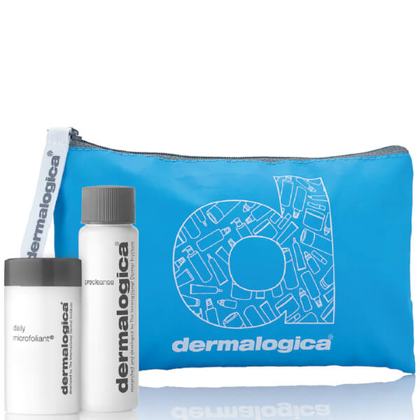 Dermalogica Daily Defense Essentials Bags Set Reviews | Free ...