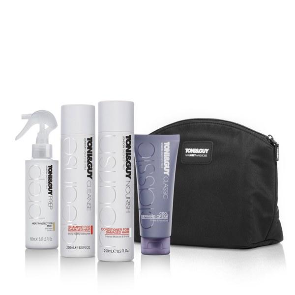 Toni & Guy Hair Wash Bag Gift Set