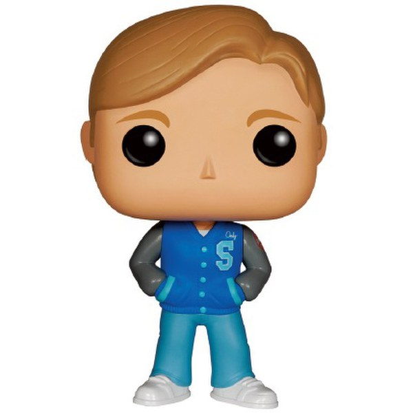 Breakfast Club Andrew Pop! Vinyl Figure