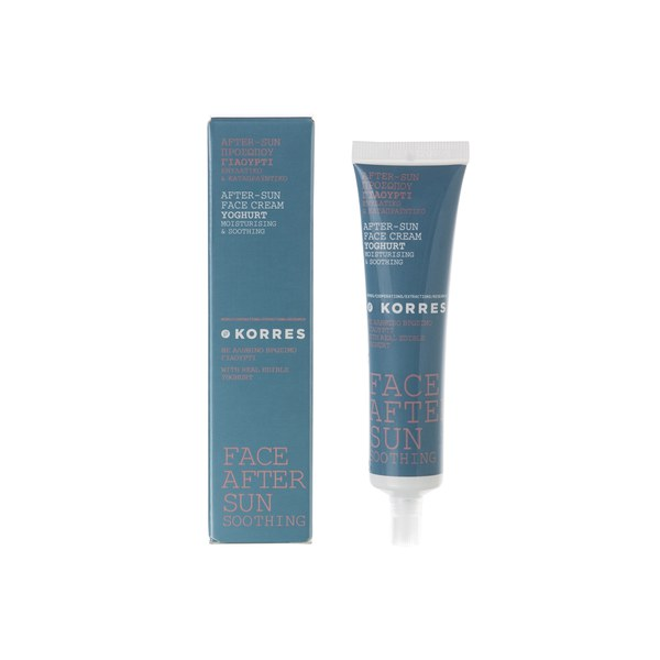 Aftersun Facial Yogur de Korres (40 ml)