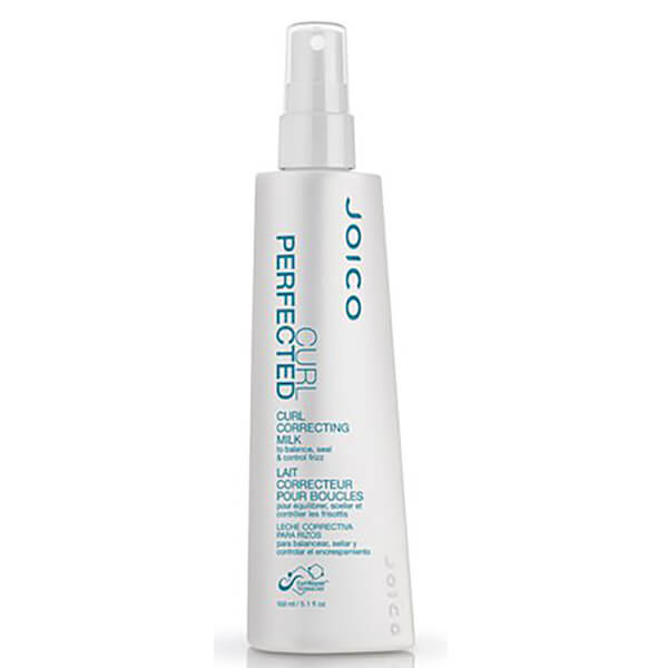 Joico Curl Perfected Curl Correcting Milk to Balance, Seal and Control Frizz (150ml)