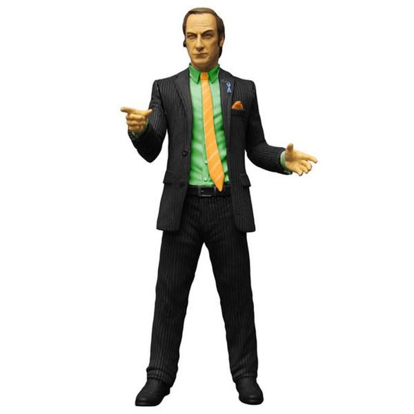 Figurine Breaking Bad Saul Goodman Chemise Verte -Exclusive