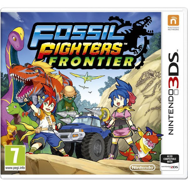 Fossil Fighters Frontier - Digital Download
