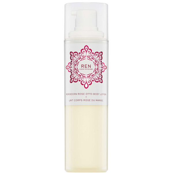 REN Moroccan Rose Otto Body Cream (200ml)
