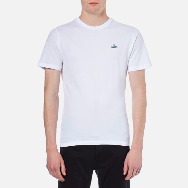 Vivienne Westwood MAN Men's Classic Jersey T-Shirt - White