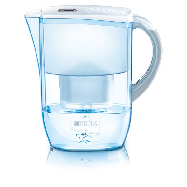 BRITA Fjord Cool Water Filter Jug - White (2.6L) | IWOOT