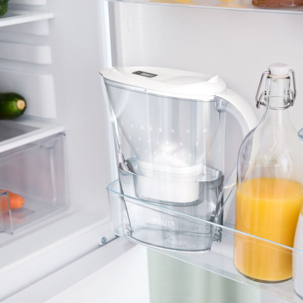 brita marella cool water filter jug white 2 4l homeware. Black Bedroom Furniture Sets. Home Design Ideas