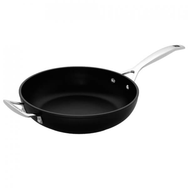 Le Creuset Toughened Non-Stick Deep Frying Pan - 30cm