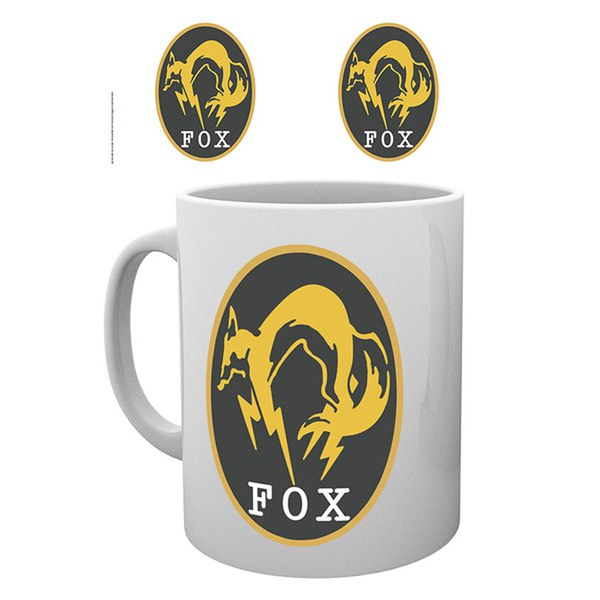 Metal Gear Solid Foxhound Mug