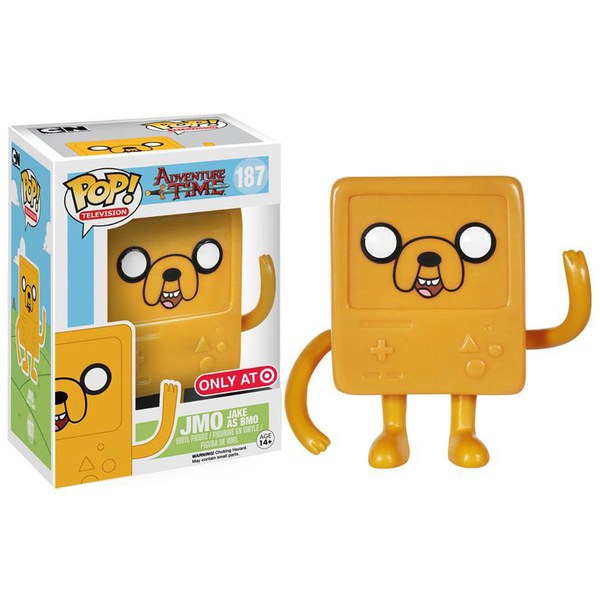 Adventure Time JMO Pop! Vinyl Figure
