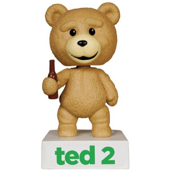 Ted 2 Ted Talking Wacky Wobbler