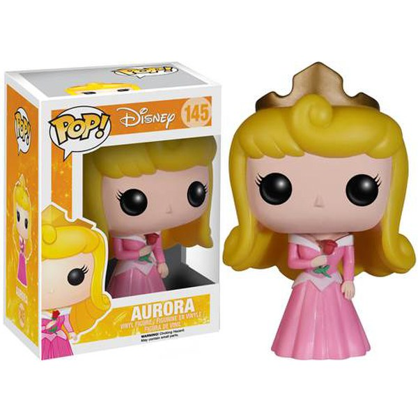 Disney Sleeping Beauty Princess Aurora Pop! Vinyl Figure