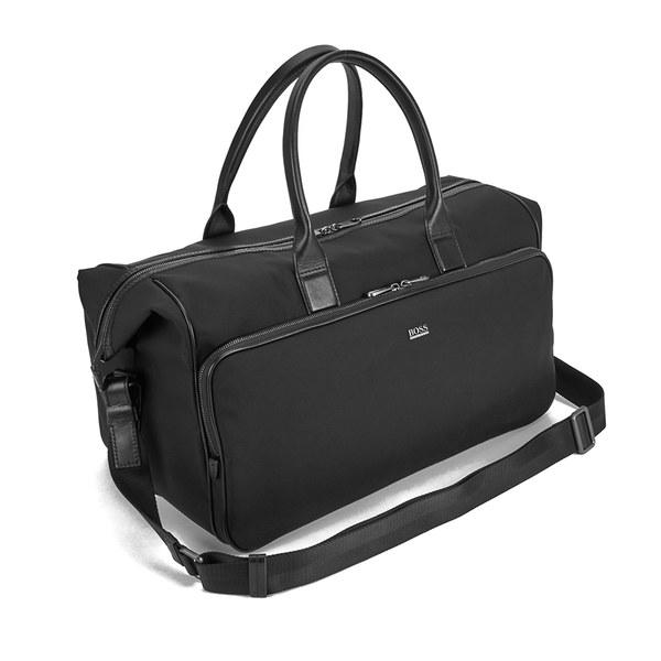 62a0fc33eb BOSS Hugo Boss Men s Nibler Holdall Bag - Black Clothing