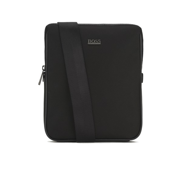 3ee6729b99b BOSS Hugo Boss Men s Noron Cross Body Bag - Black  Image 1