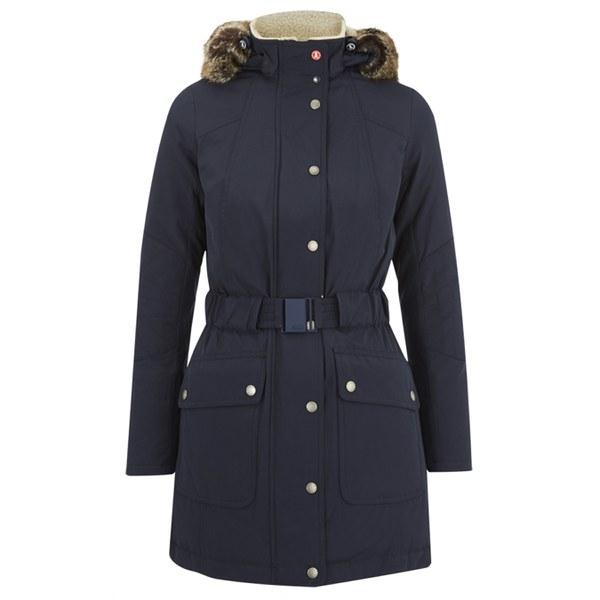 Barbour Women's Kirkby Coat - Navy