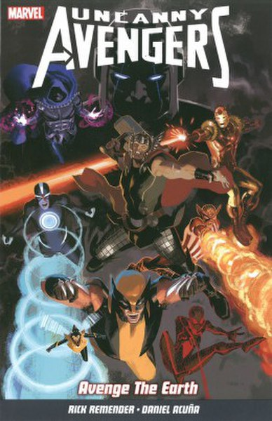 Uncanny Avengers - Volume 4 Graphic Novel