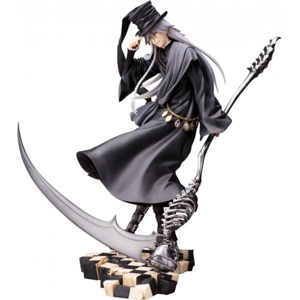 Kotobukiya Black Butler Book Of Circus Undertaker 1 8