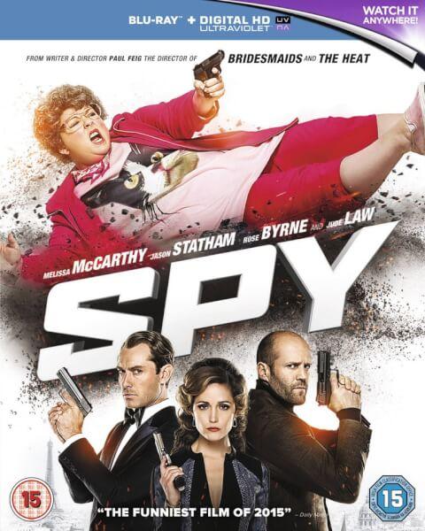 Spy (+UV)