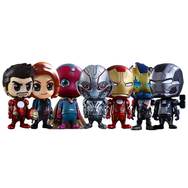 1 Toy For Ages 1 To 7 : Hot toys marvel avengers age of ultron series
