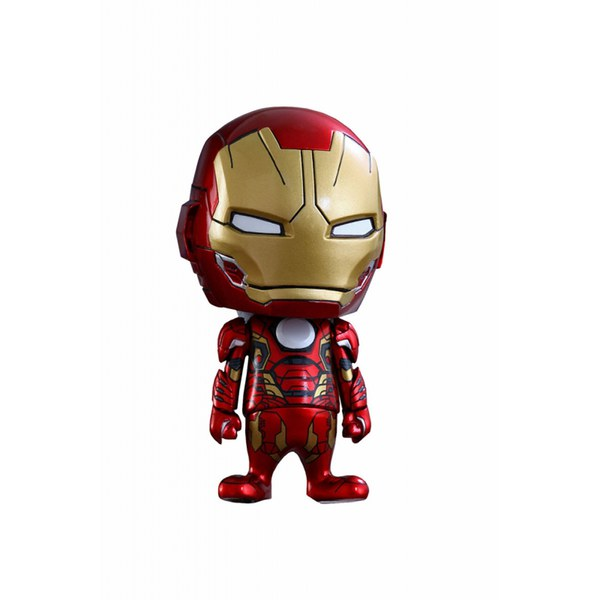 Hot Toys Marvel Avengers Age of Ultron Series 2 Iron Man Mark XLV Cosbaby Collectible Action Figure