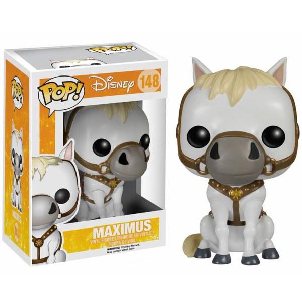 Disney Tangled Maximus Pop Vinyl Figure Pop In A Box Us