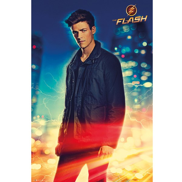 DC Comics Flash Barry - 24 x 36 Inches Maxi Poster