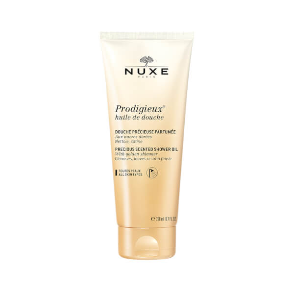 Aceite de ducha Huile Prodigieux de NUXE - Nuevo 2015 (200 ml)