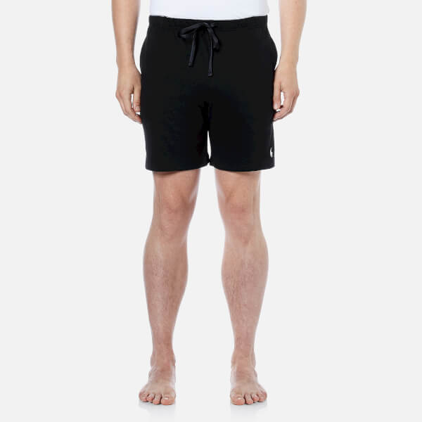 Polo Ralph Lauren Men's Sleep Shorts - Black